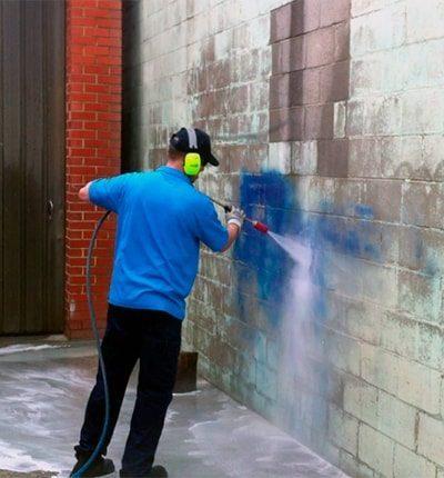 servicios de limpieza y eliminacion de grafitis y pintadas en boadilla del monte