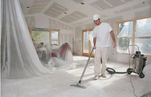 limpiezas de fin de obra y mantenimientos en madrid
